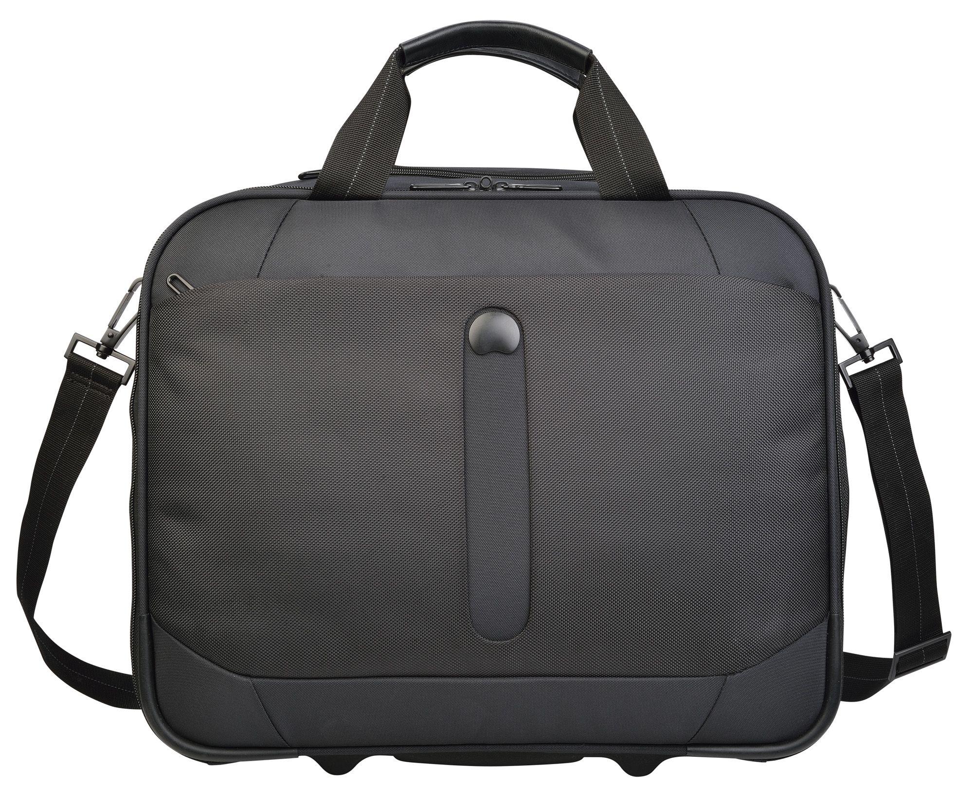 DELSEY  Business Trolley mit 2 Rollen und 14-Zoll Laptopfach, »Bellecour«