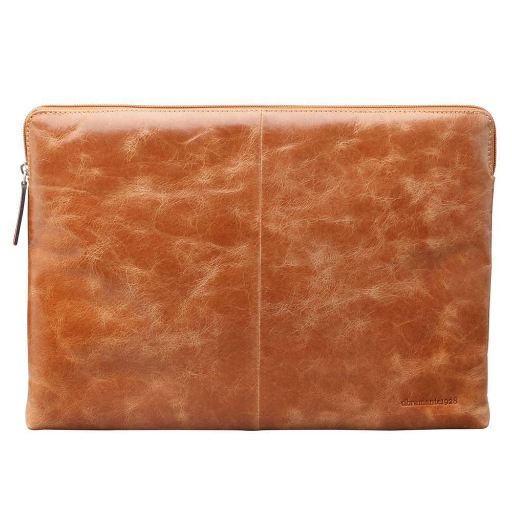 """DBRAMANTE1928 dbramante1928 LederCase »Skagen Sleeve MacBook 12"""""""" Golden Tan«"""
