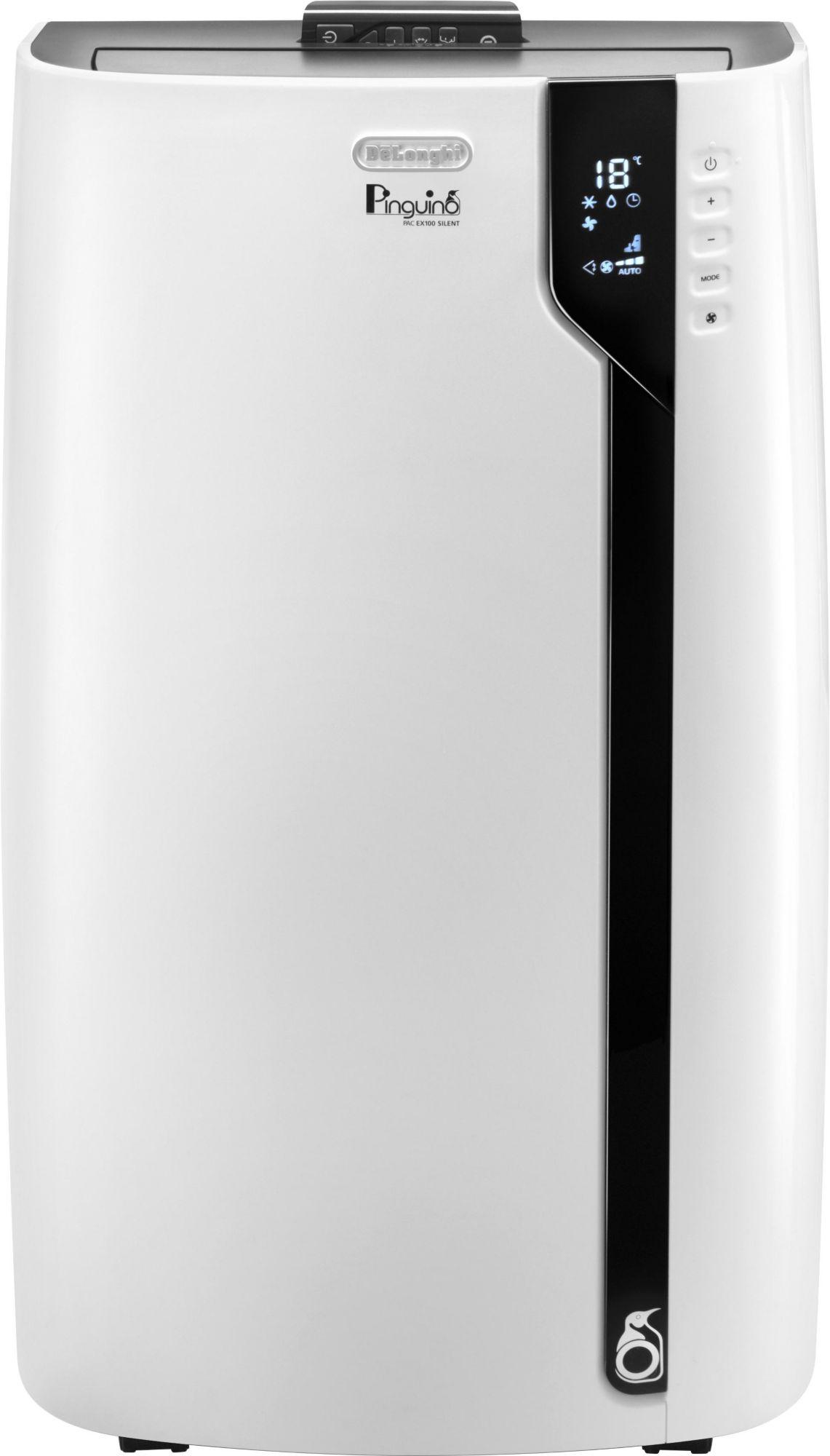 DELONGHI De'Longhi Mobiles Klimagerät »PAC EX100 Silent«, Energieklasse A++