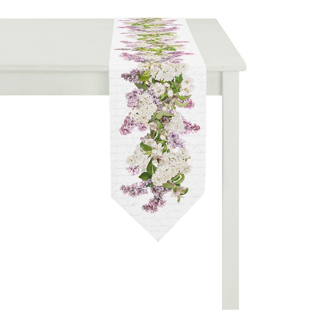 APELT Apelt Tischdecke, »5901 SPRINGTIME Lavendel«