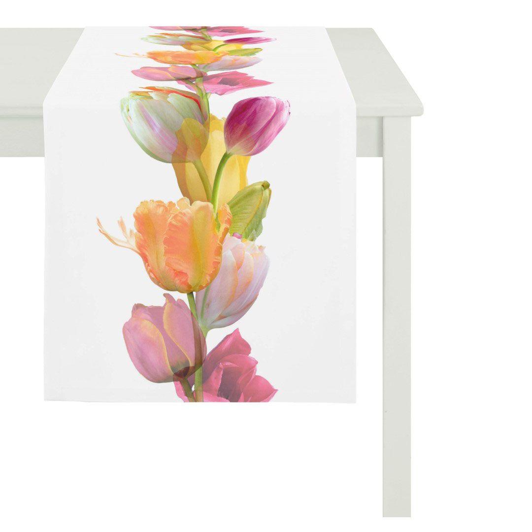 APELT Apelt Tischdecke, »5906 SPRINGTIME Tulpen«