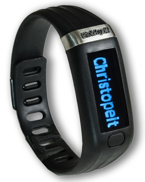 CHRISTOPEIT SPORT Christopeit Sport® Activity Tracker, »FT1000«