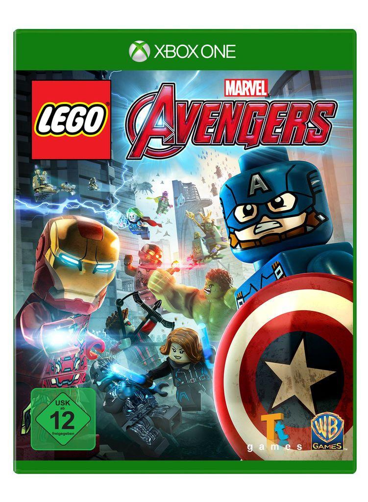 WARNER GAMES Warner Games XBOX One - Spiel »LEGO Marvel Avengers«