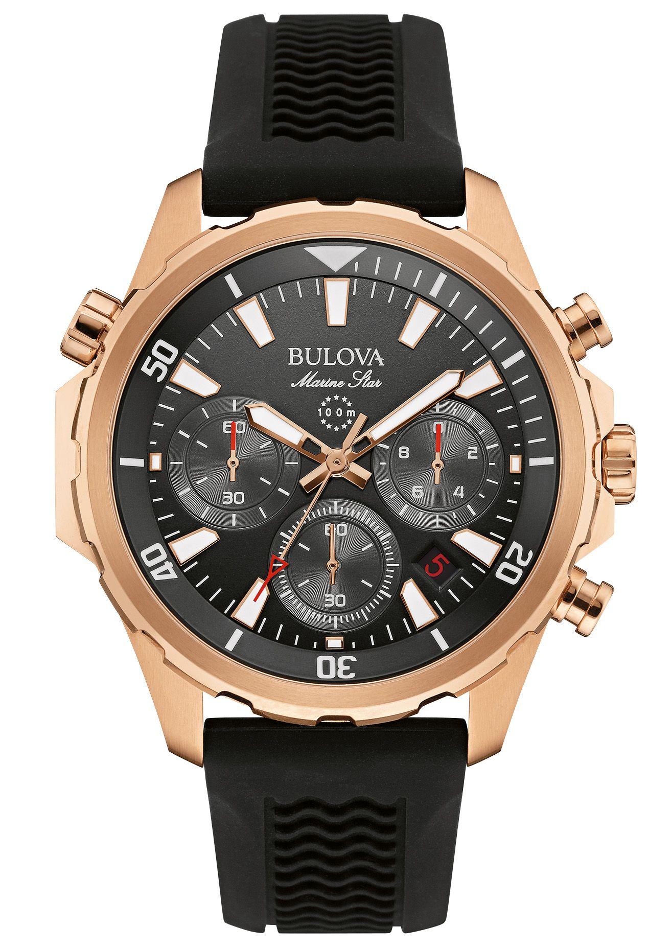 BULOVA Bulova Chronograph »Marine Star, 97B153«