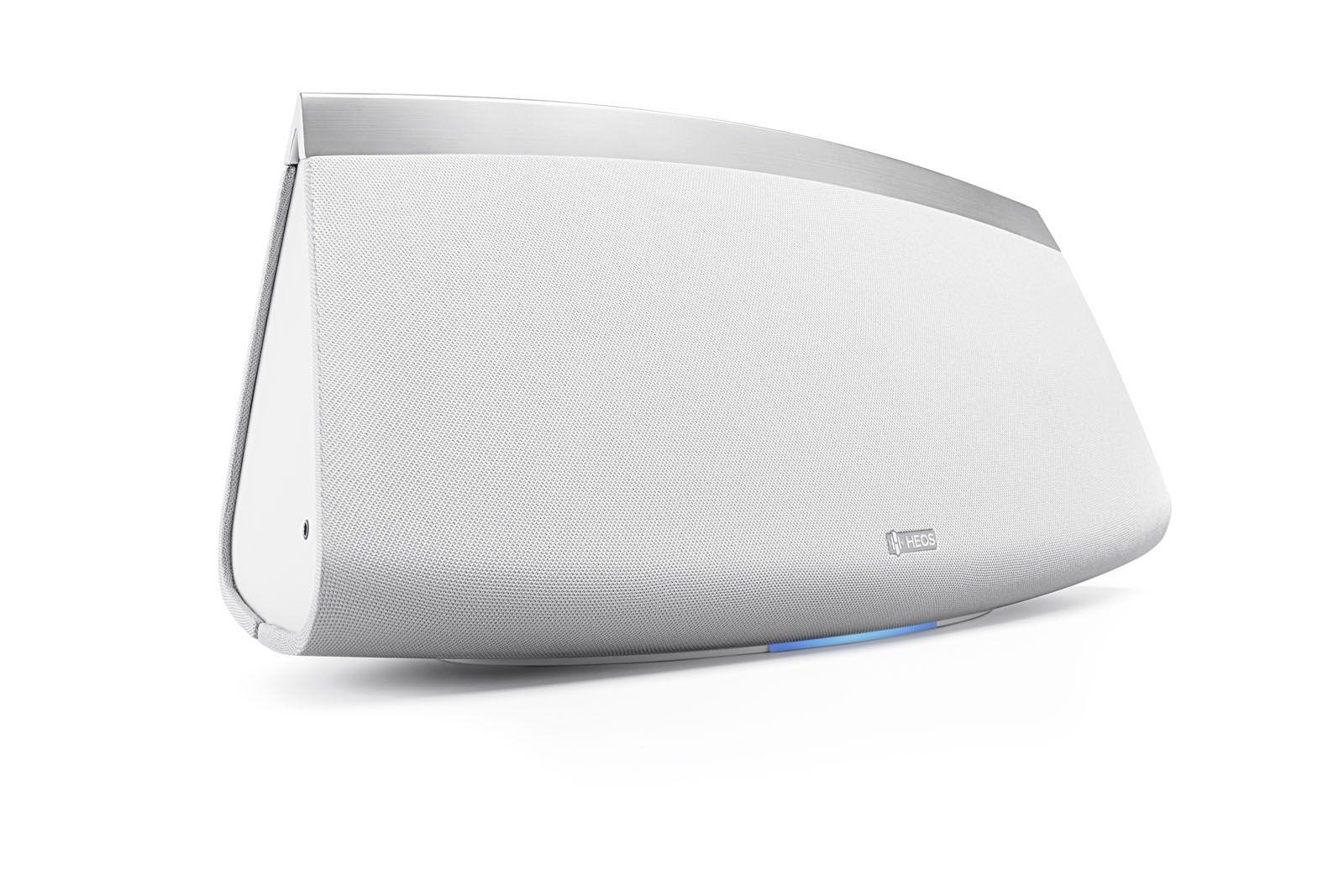 HEOS BY DENON .Denon HEOS 7 HS2 Netzwerklautsprecher Multiroom Weiß mit WLAN integ. Bluetooth