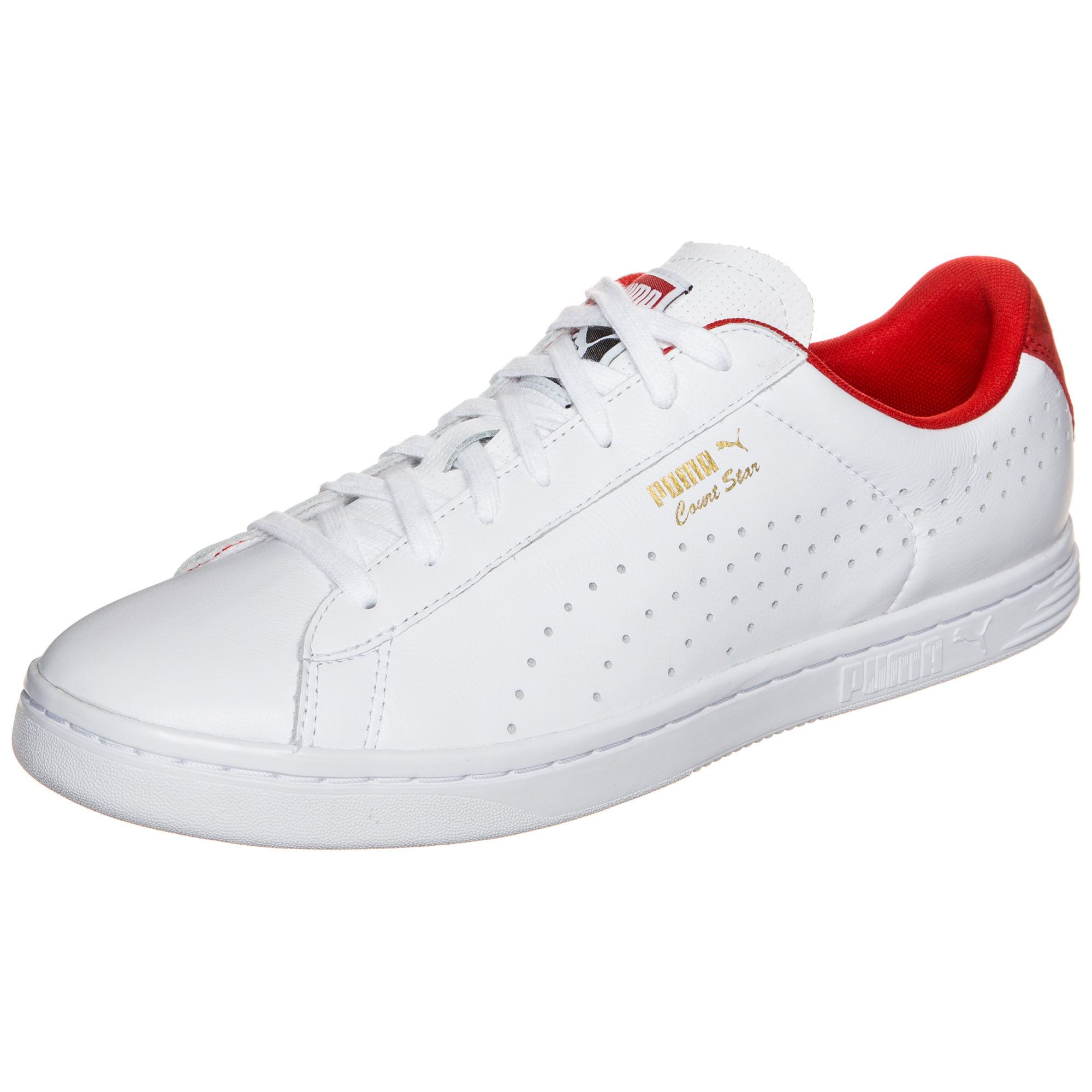 PUMA  Court Star Crafted Sneaker