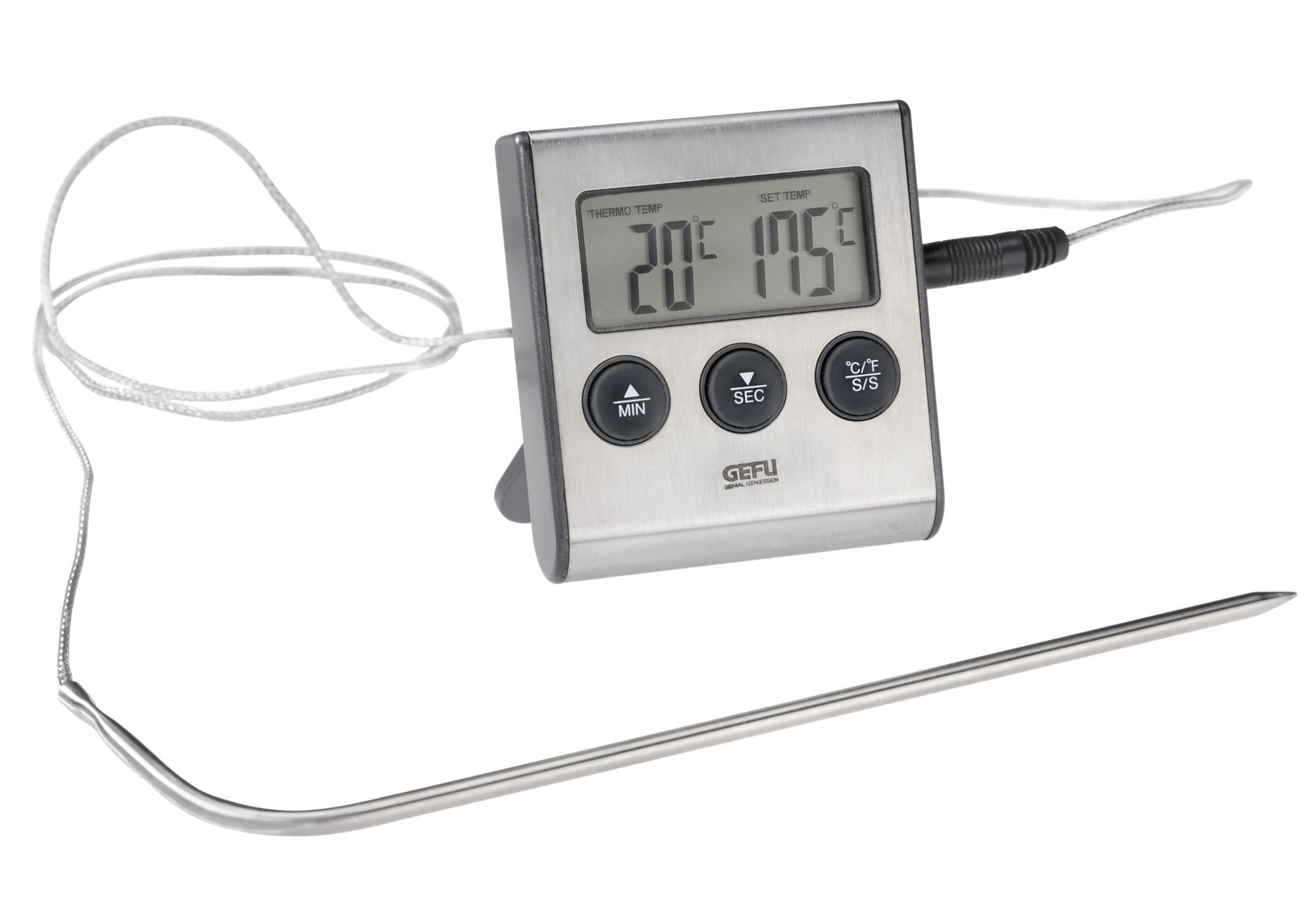 GEFU  Digitales Bratenthermometer , »TEMPERE«