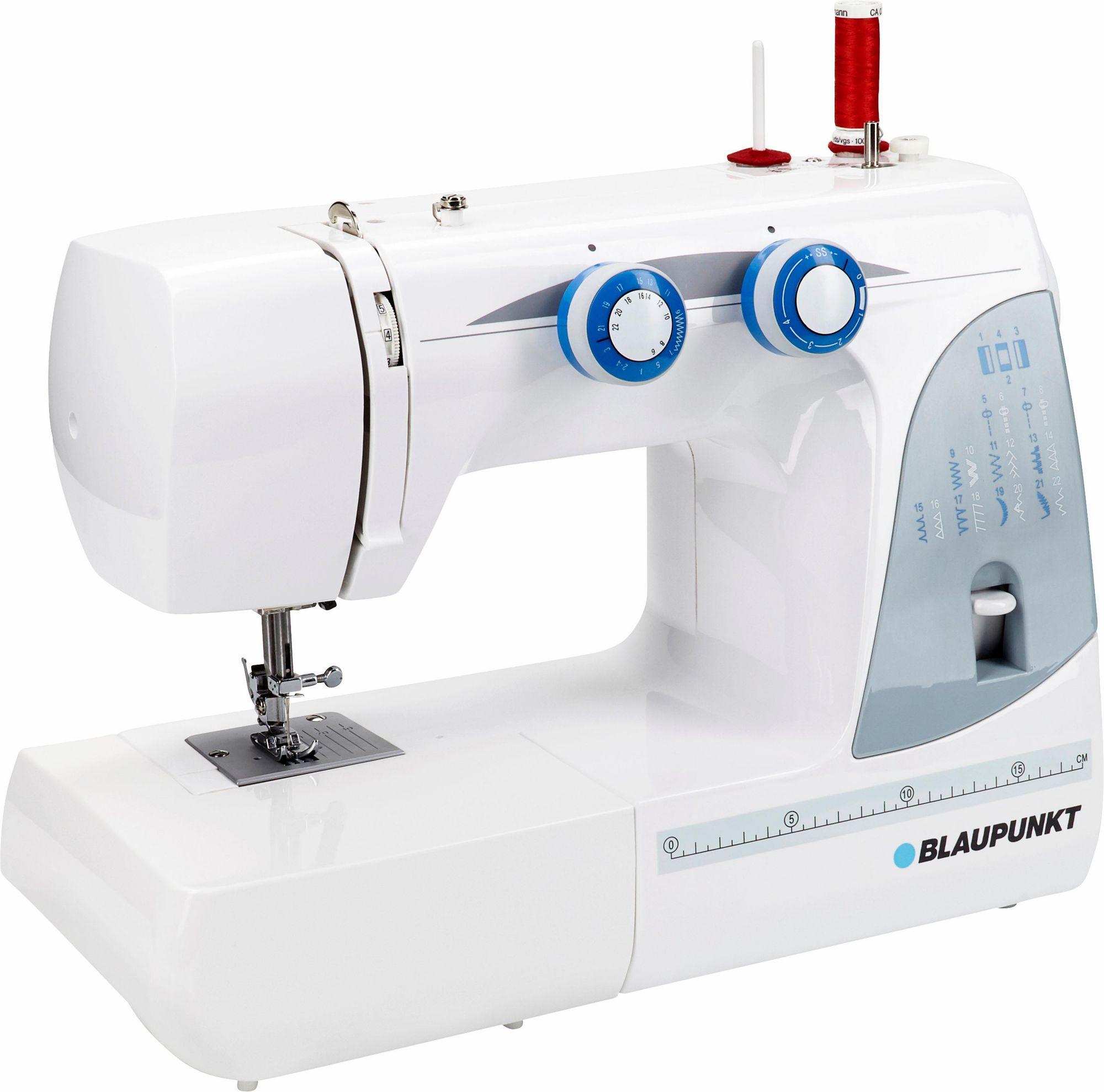 BLAUPUNKT Blaupunkt CASUAL 845 Freiarmnähmaschine