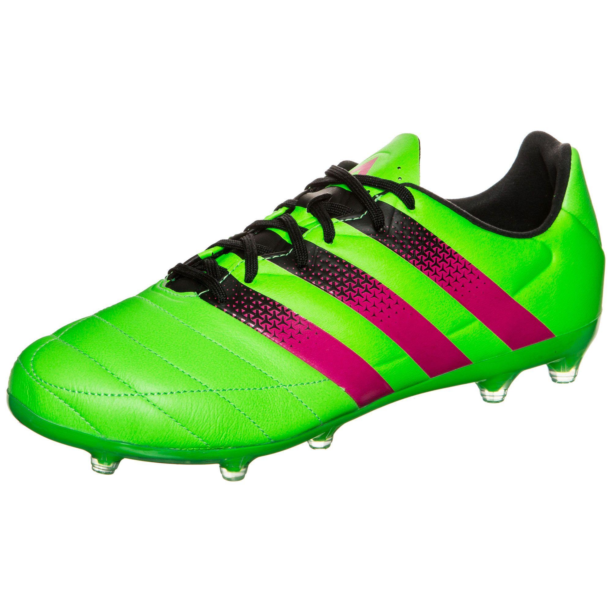 ADIDAS PERFORMANCE adidas Performance ACE 16.2 FG/AG Leather Fußballschuh Herren