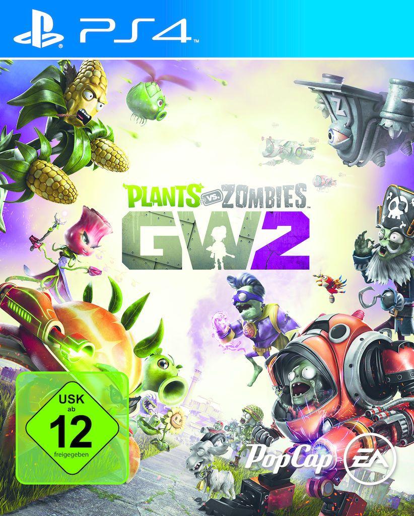ELECTRONIC ARTS Electronic Arts Playstation 4 - Spiel »Plants vs Zombies Garden Warfare 2«
