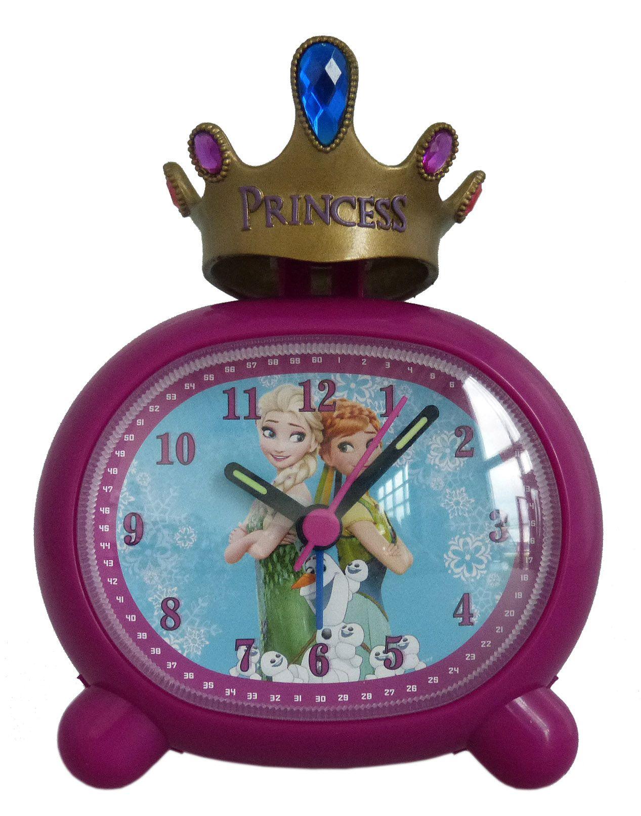 DISNEY FROZEN Frozen Wecker, »Princess, 7021«