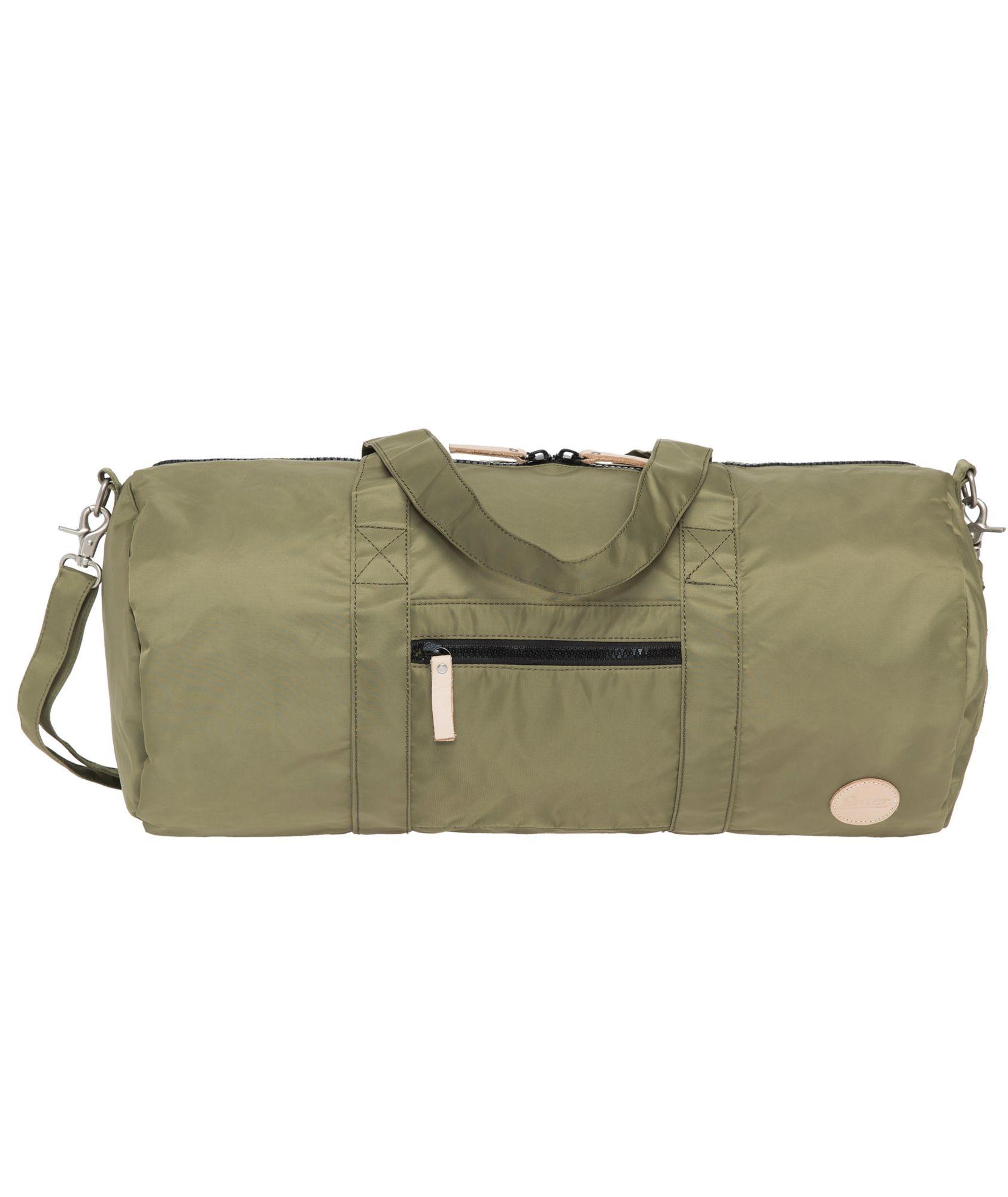 ENTER Enter Reisetasche, »Gym Bag, Army Green/Natural«