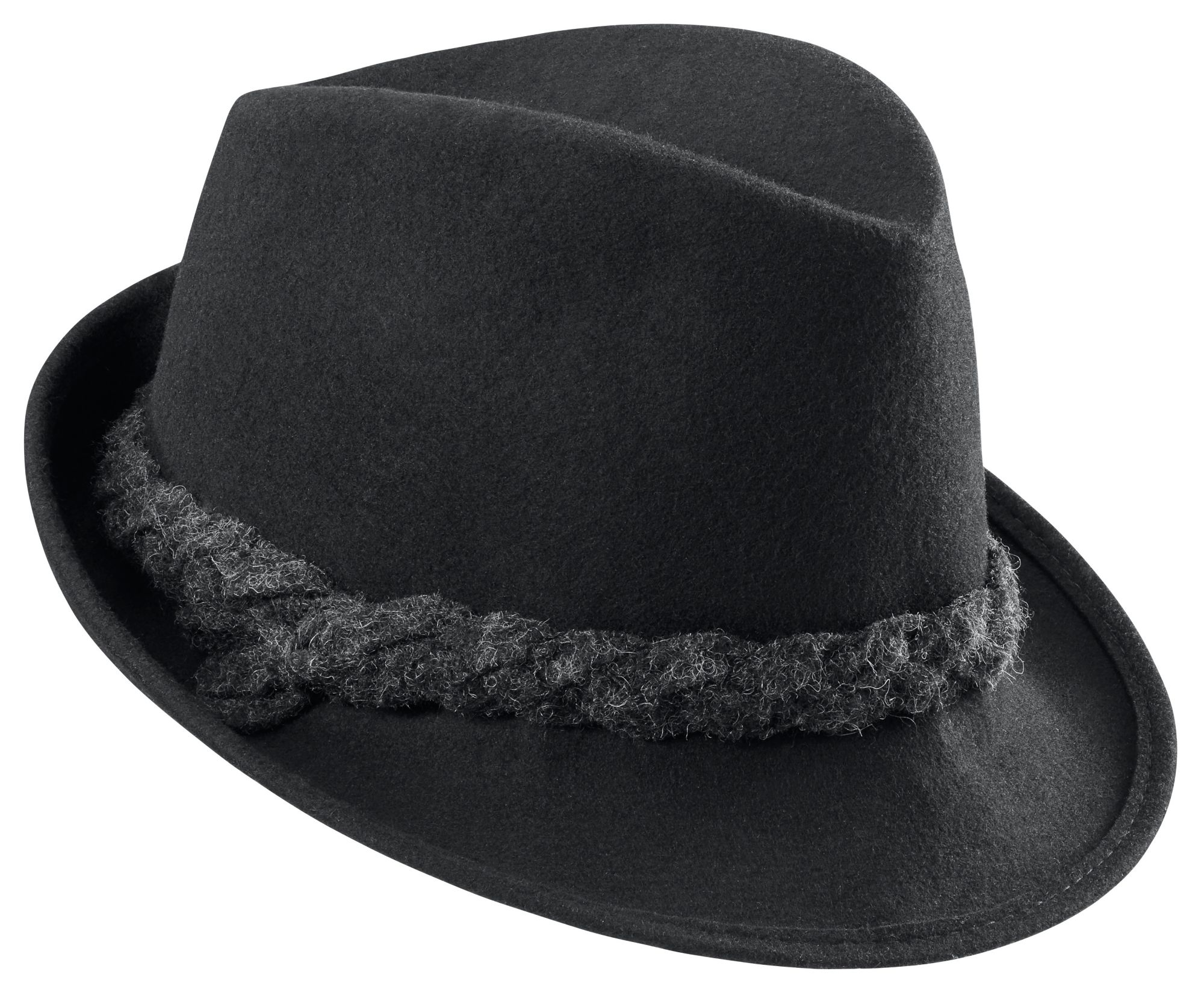 COLLEZIONE ALESSANDRO  Hut von  mit Flechtband