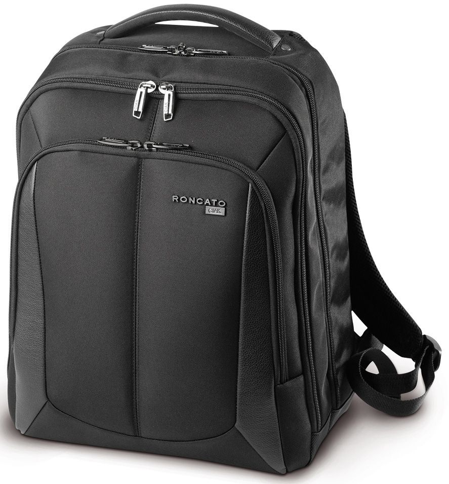CIAK RONCATO CIAK Roncato Business Rucksack mit 15,4 Zoll Laptopfach, »B-Smart«