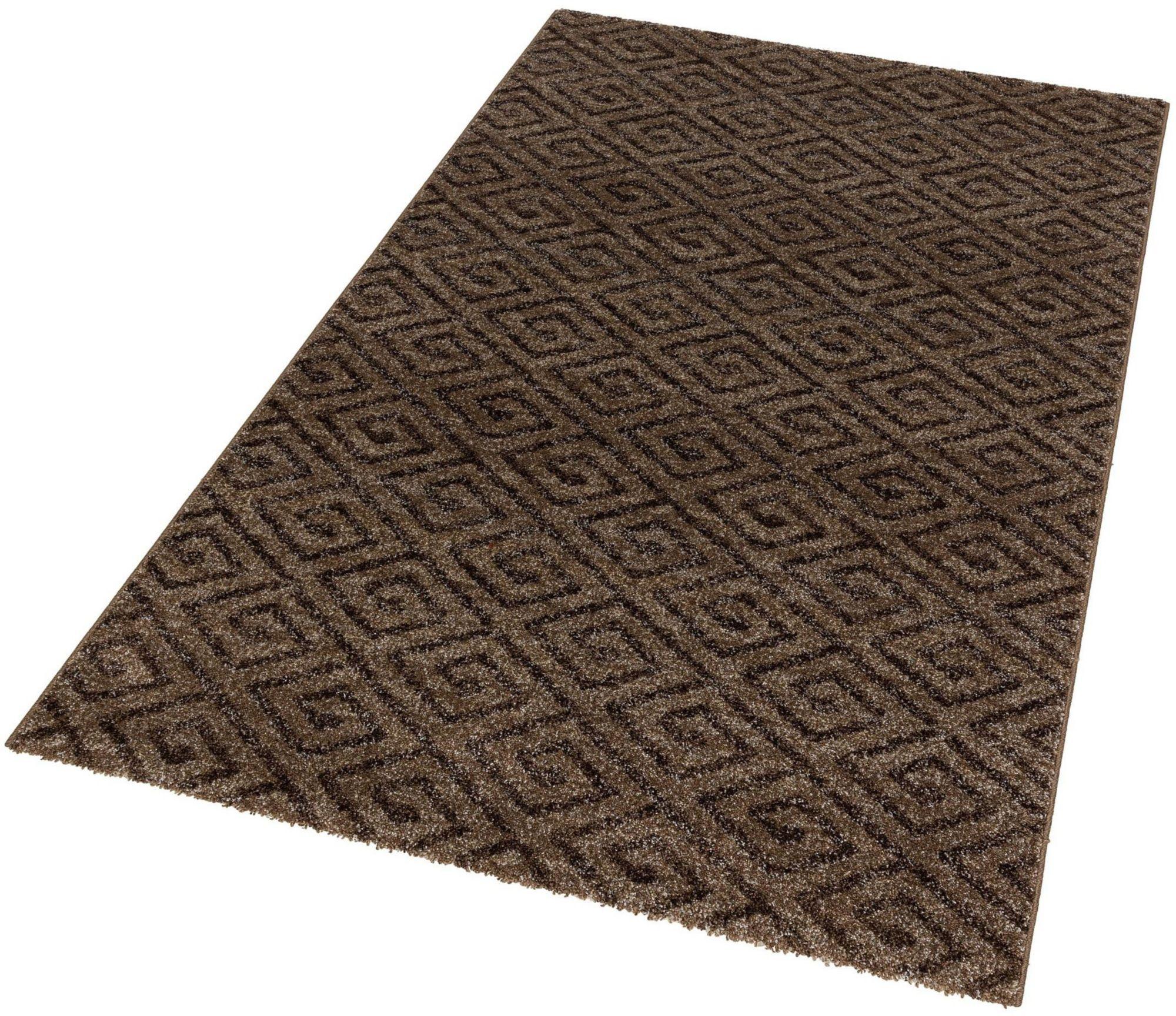 ASTRA Teppich, Astra, »Carpi Raute«, gewebt, Wunschmaß