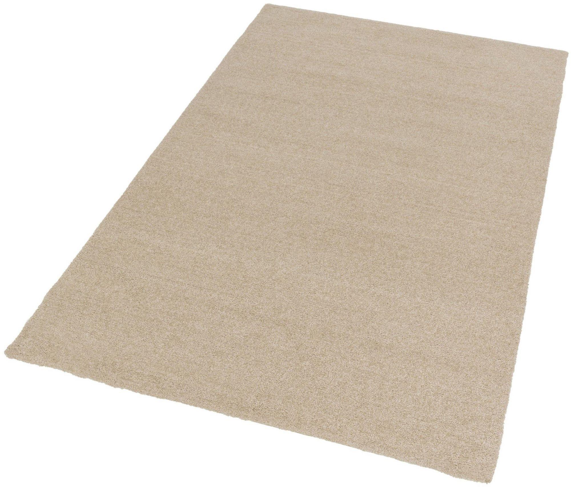 ASTRA Hochflor-Teppich, Astra, »Livorno Melange«, Höhe 27 mm, getuftet