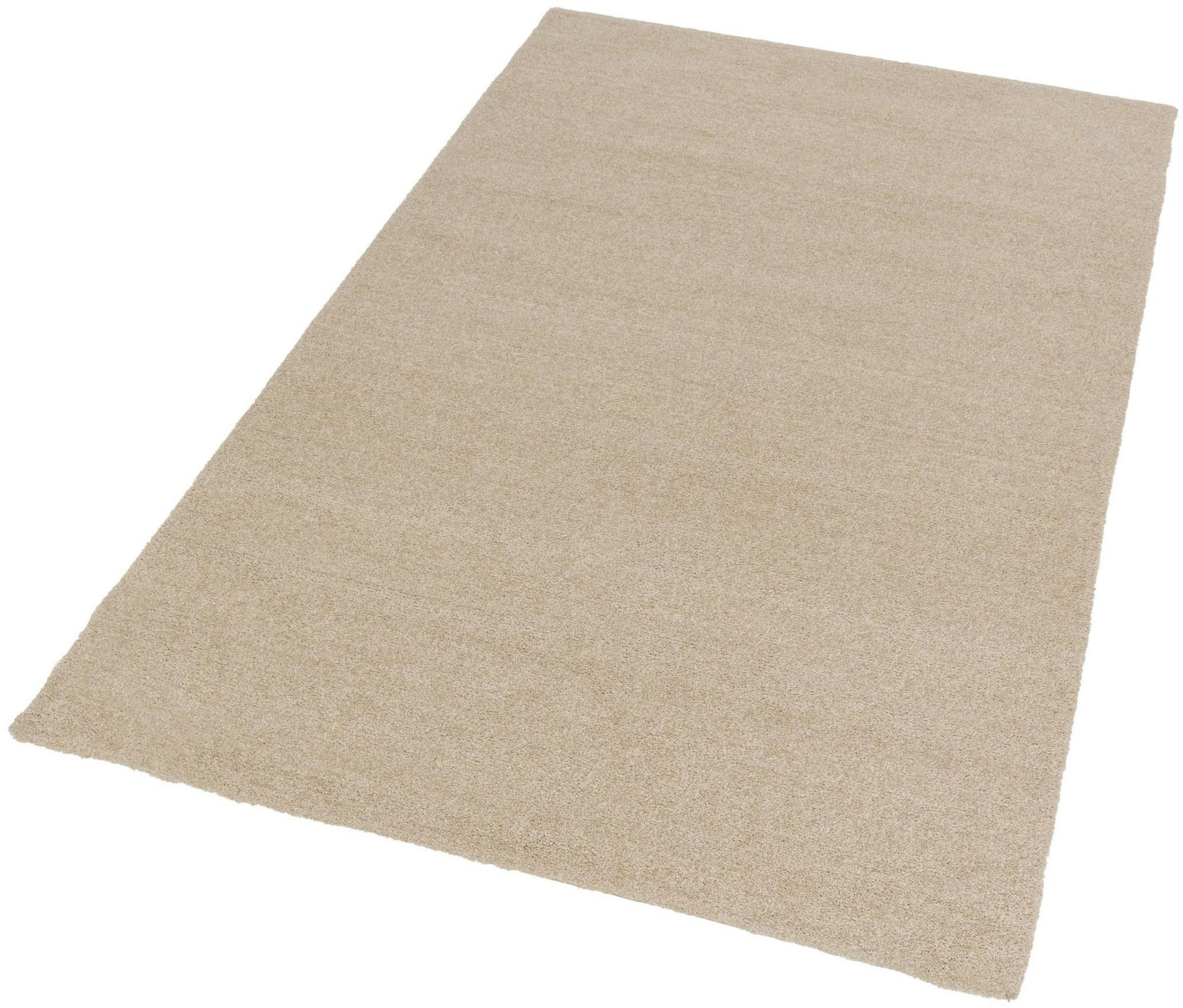 ASTRA Hochflor-Teppich, Astra, »Livorno Melange«, Höhe 27 mm, getuftet, Wunschmaß