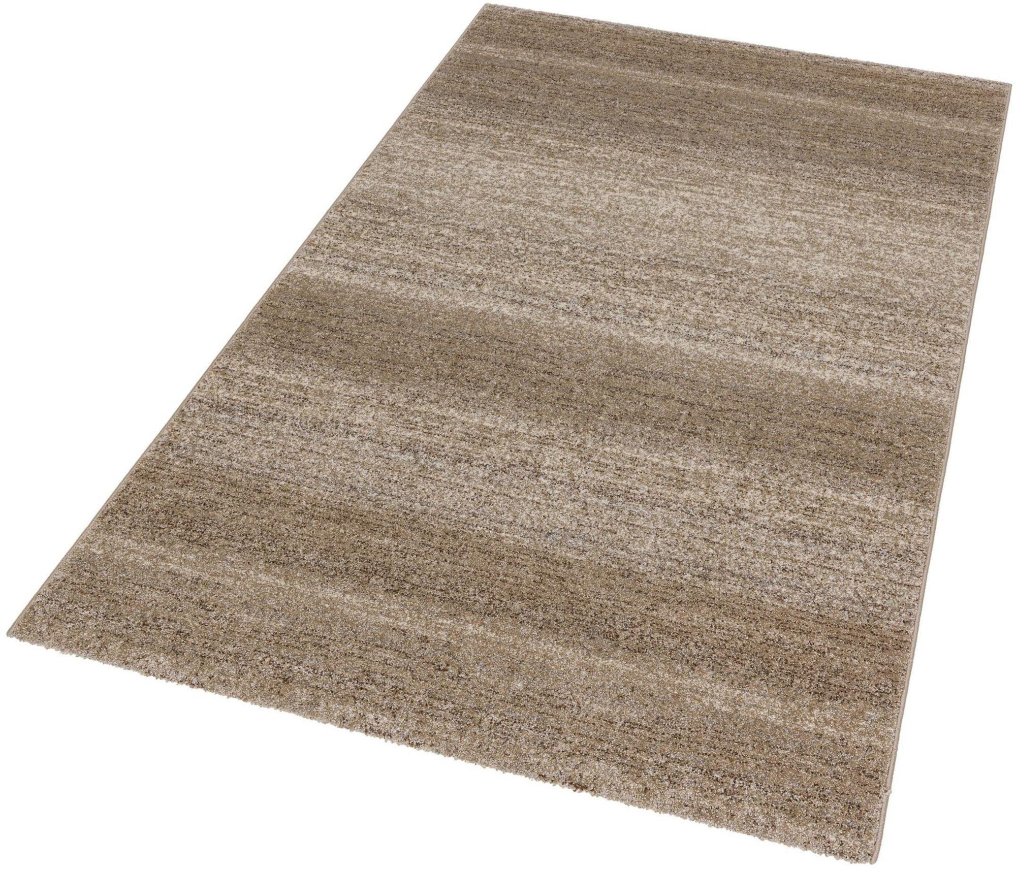 ASTRA Teppich, Astra, »Carpi Uni«, gewebt, Wunschmaß