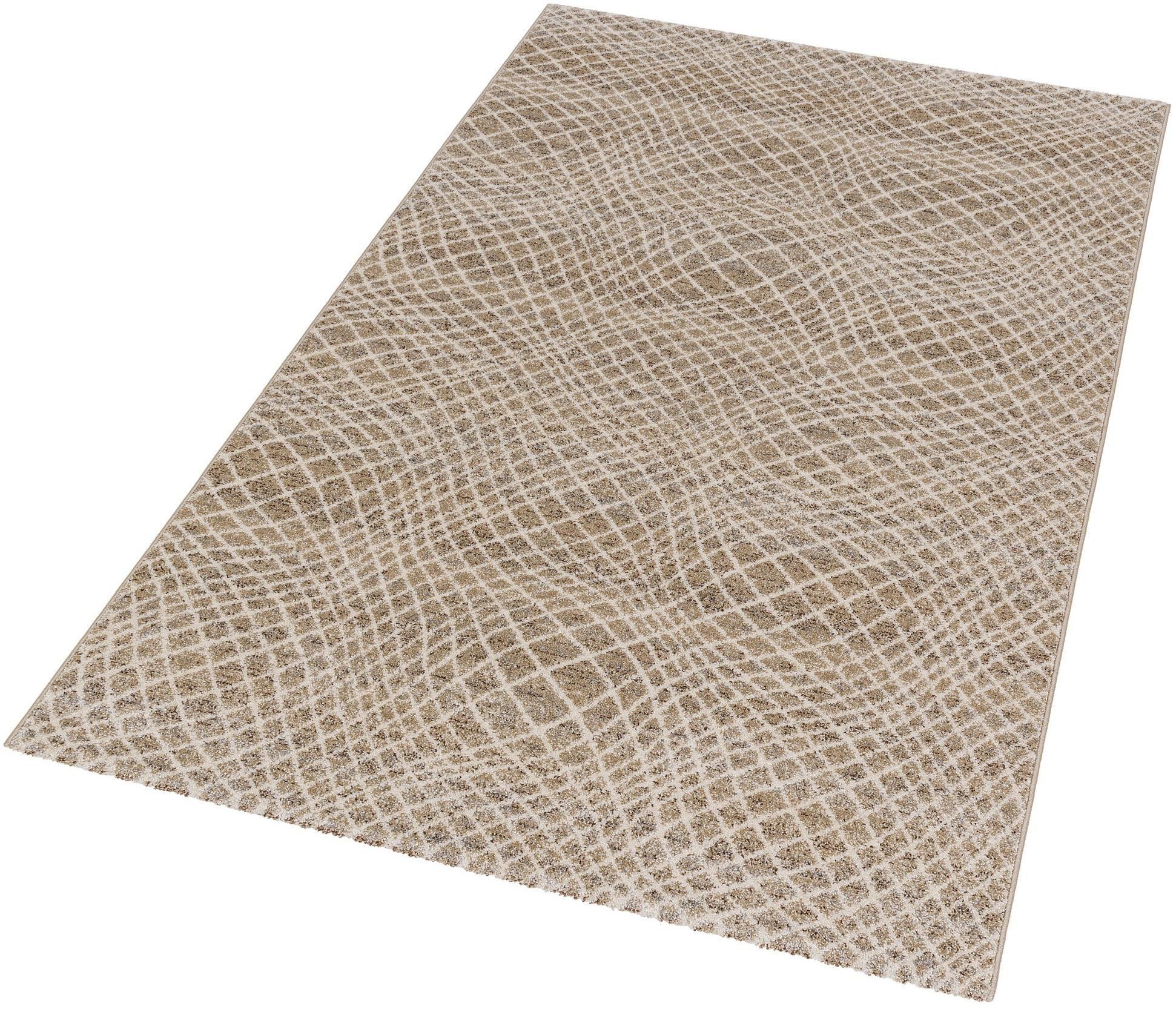 ASTRA Teppich, Astra, »Carpi Gitter«, gewebt, Wunschmaß