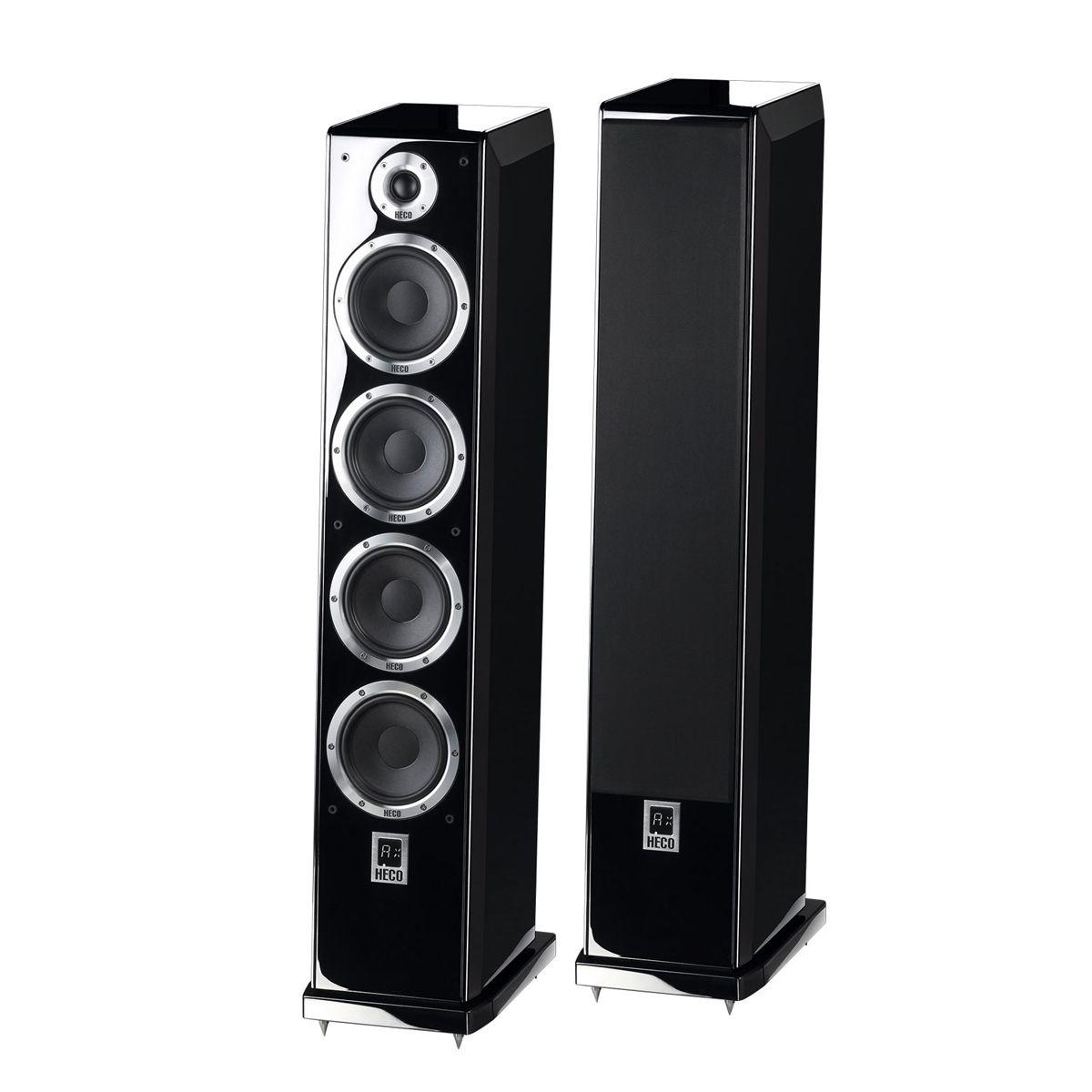 HECO Heco Ascada 600 Tower, Vollaktive Bluetooth®-Standlautsprecher