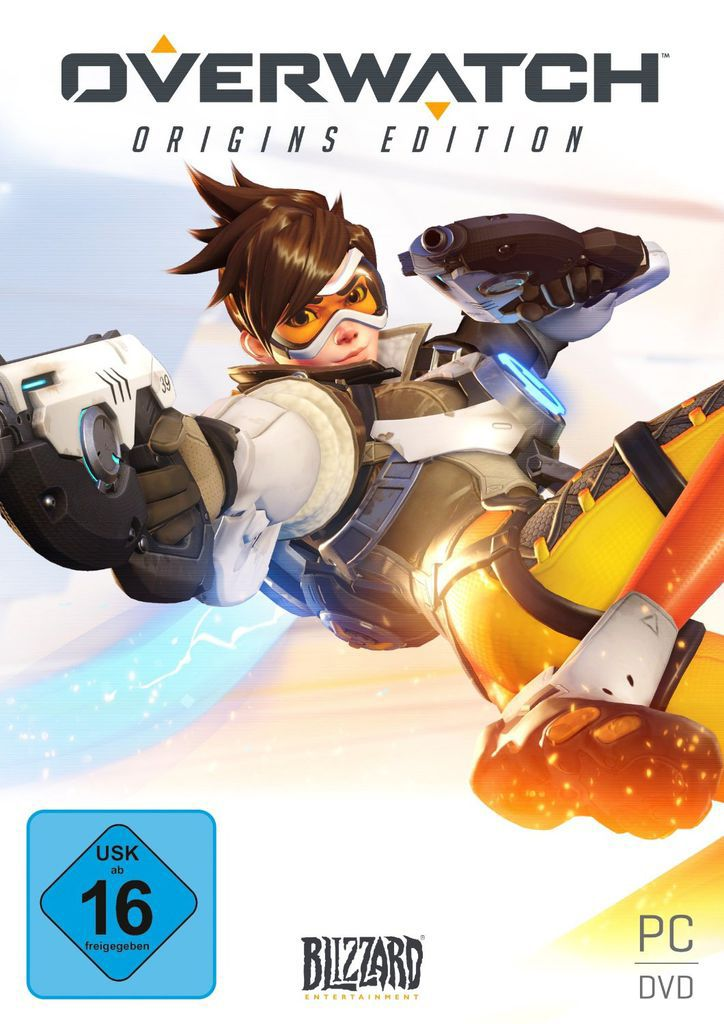 BLIZZARD Blizzard PC - Spiel »Overwatch - Origins Edition«