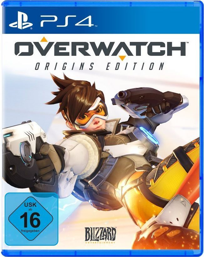 BLIZZARD Blizzard Playstation 4 - Spiel »Overwatch - Origins Edition«