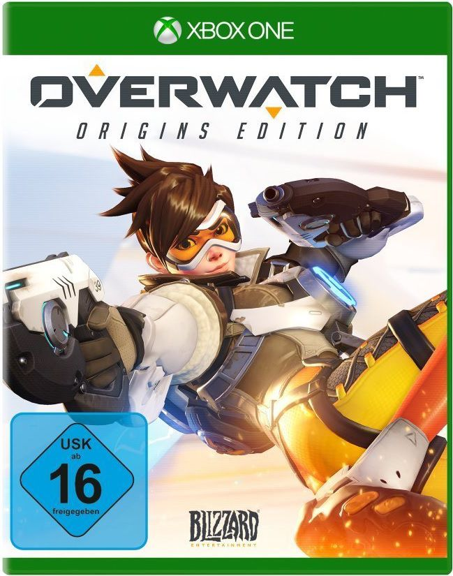 BLIZZARD Blizzard XBOX One - Spiel »Overwatch - Origins Edition«