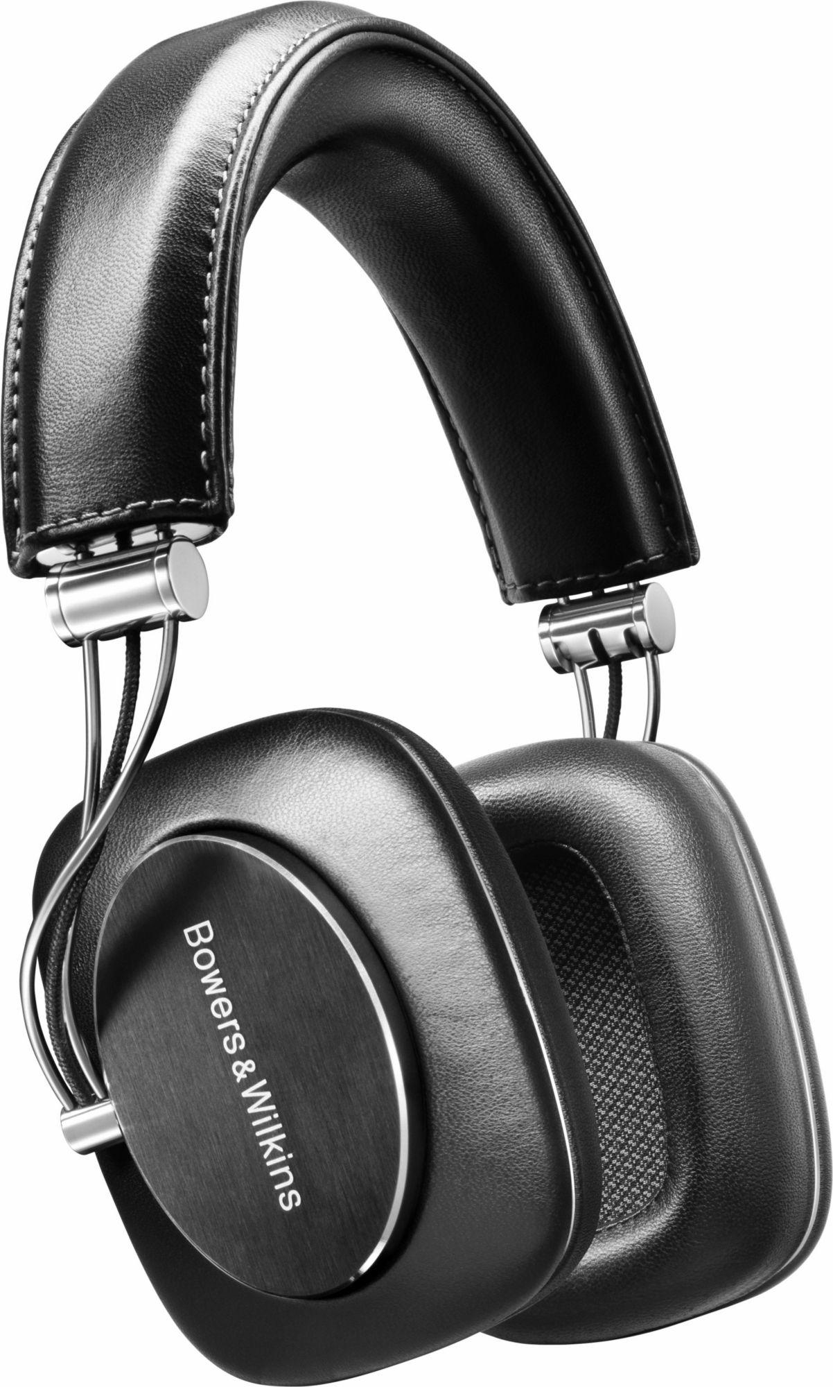 BOWERS WILKINS .Bowers & Wilkins P7 HiFi-Kopfhörer ohrumschließend schwarz