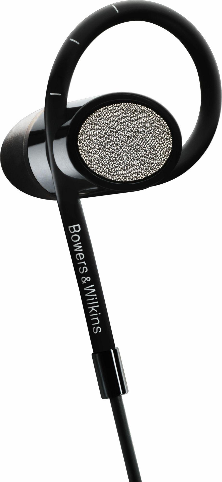 BOWERS WILKINS .Bowers & Wilkins C5 Series 2 In Ear-Kopfhörer schwarz