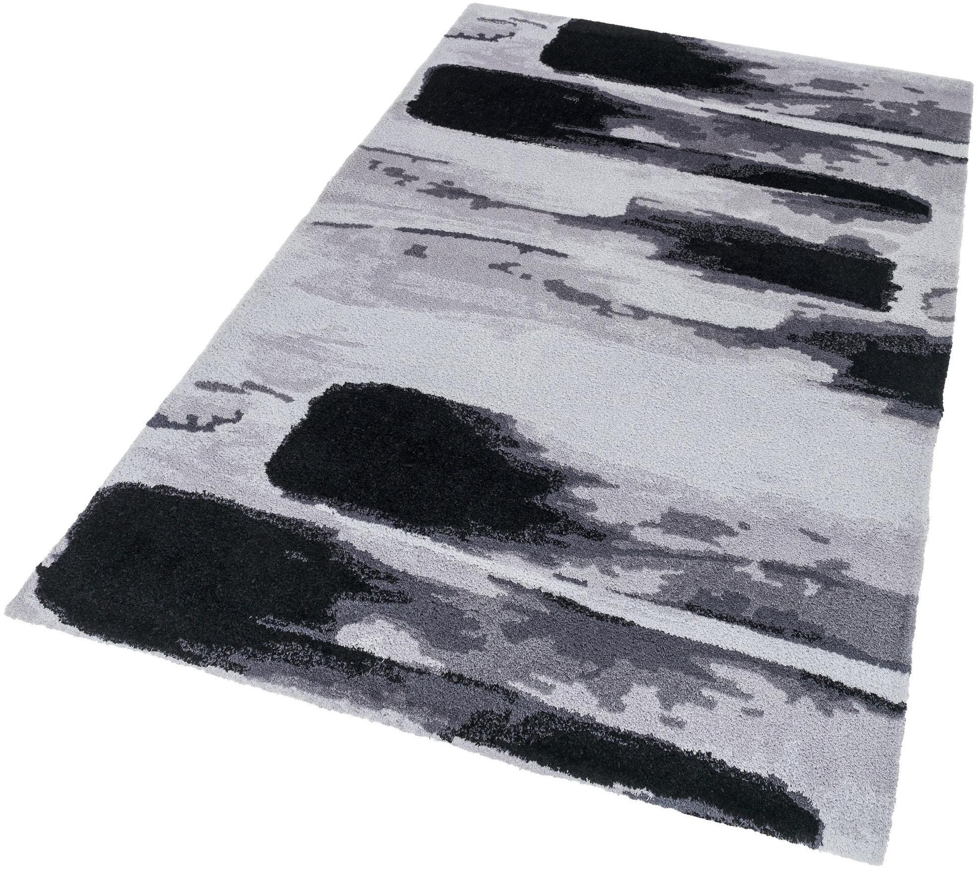 ASTRA Hochflor-Teppich, Astra, »Verona Brush«, Höhe 25 mm, getuftet