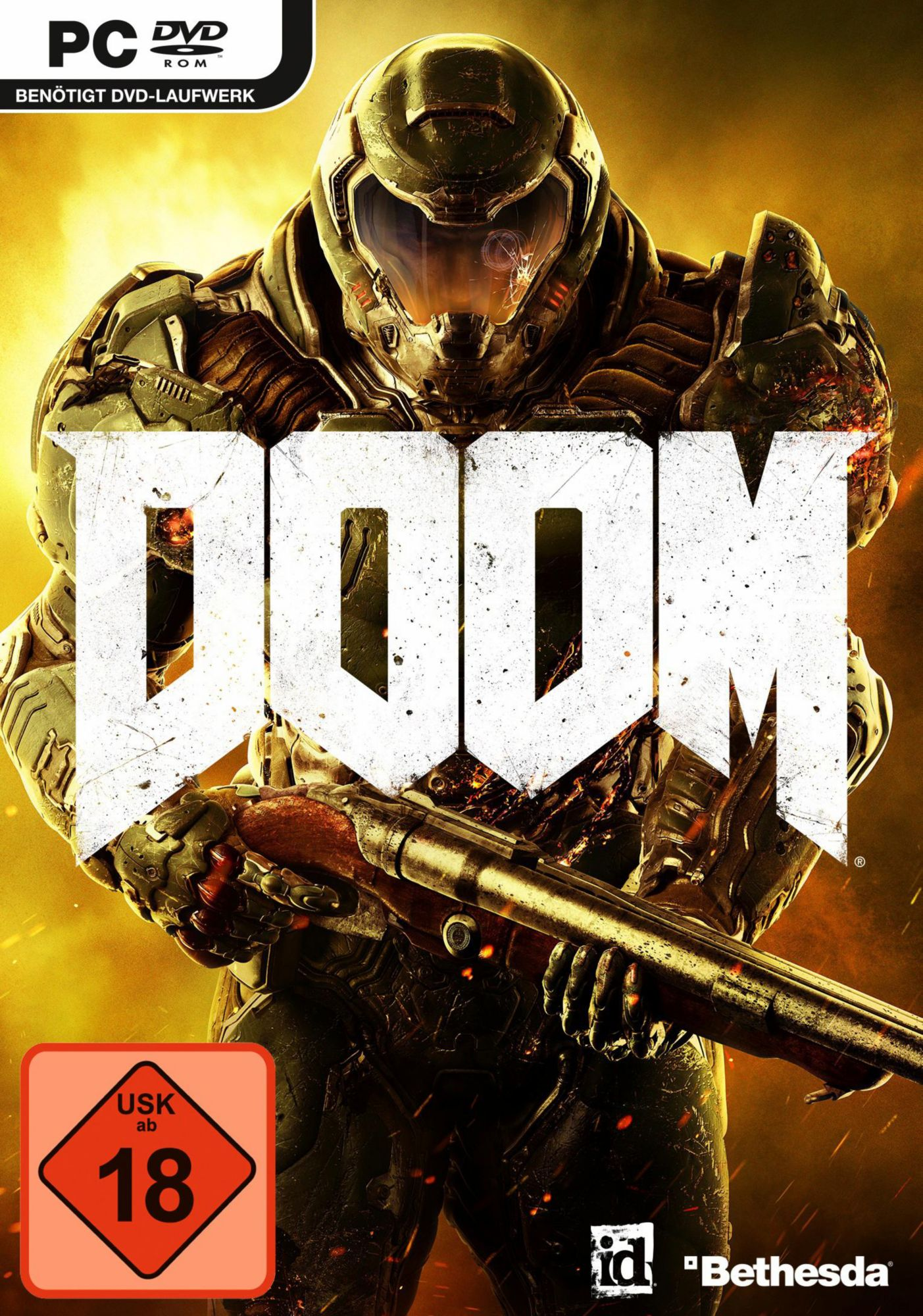 BETHESDA Doom Day One Edition 100% Uncut PC
