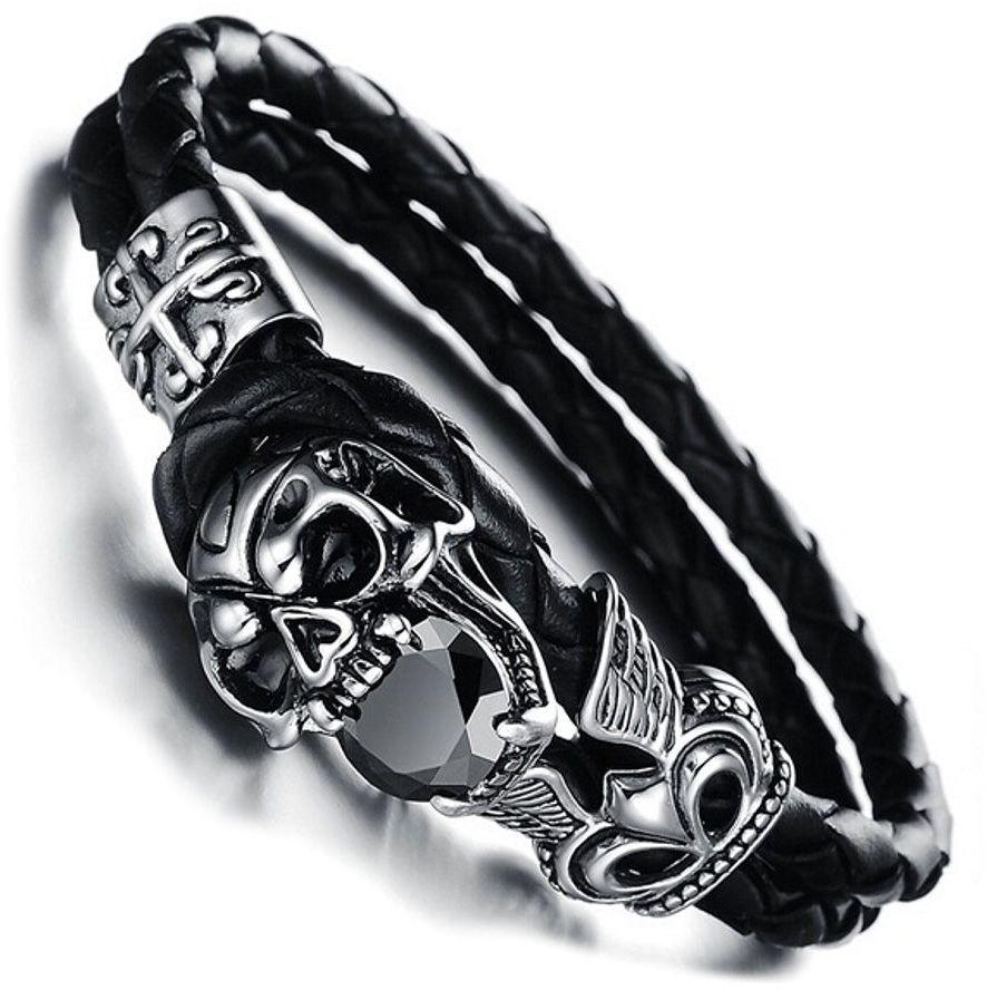 FIRETTI Firetti Armband »Totenkopf«