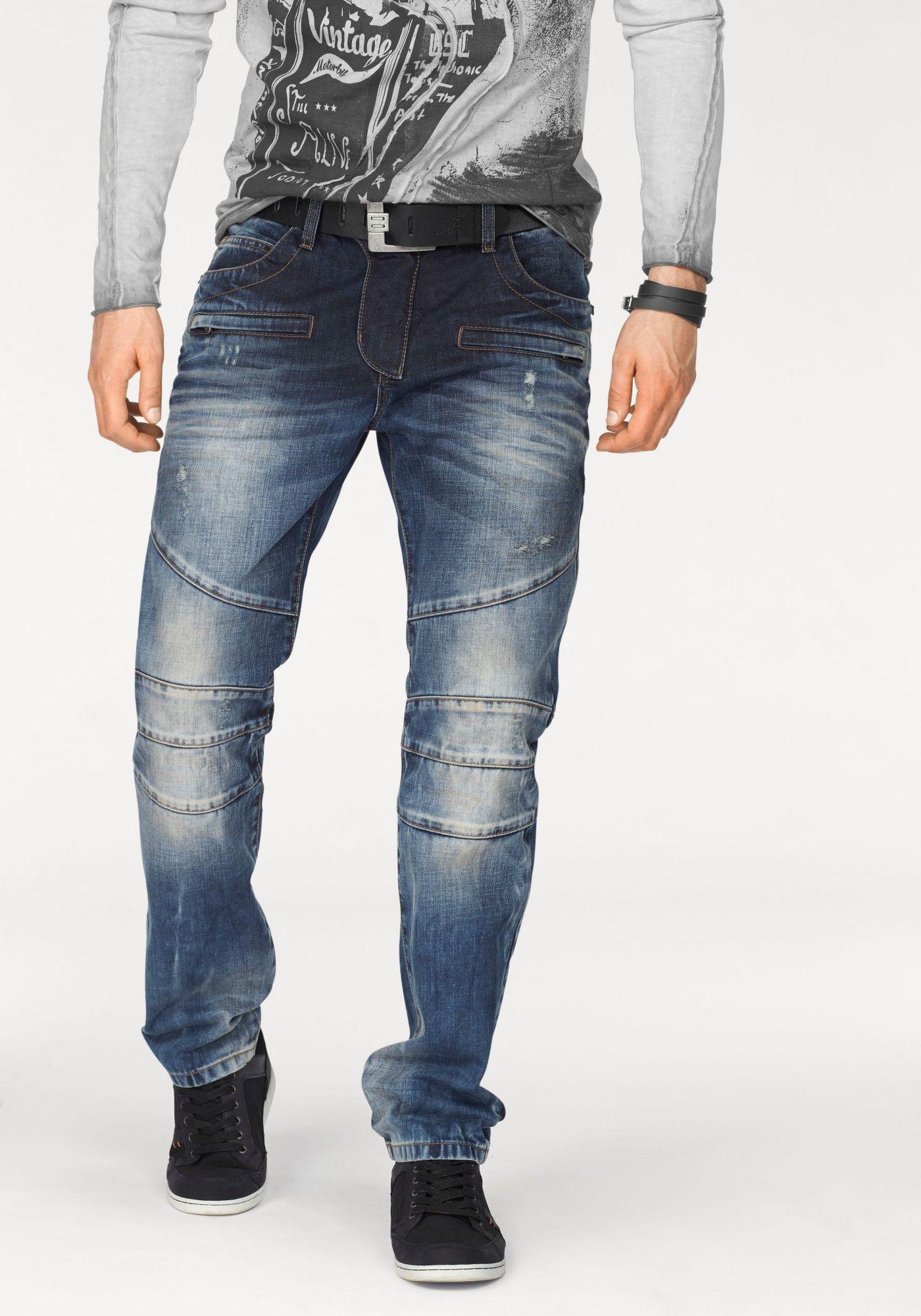 CIPO BAXX Cipo & Baxx Loose-fit-Jeans »CD252«