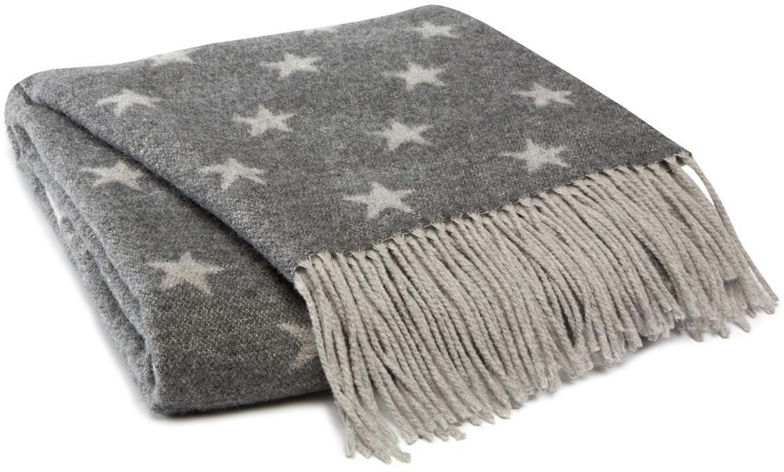 DAMAI Wolldecke, Damai, »Himmelen«, mit Sternemuster