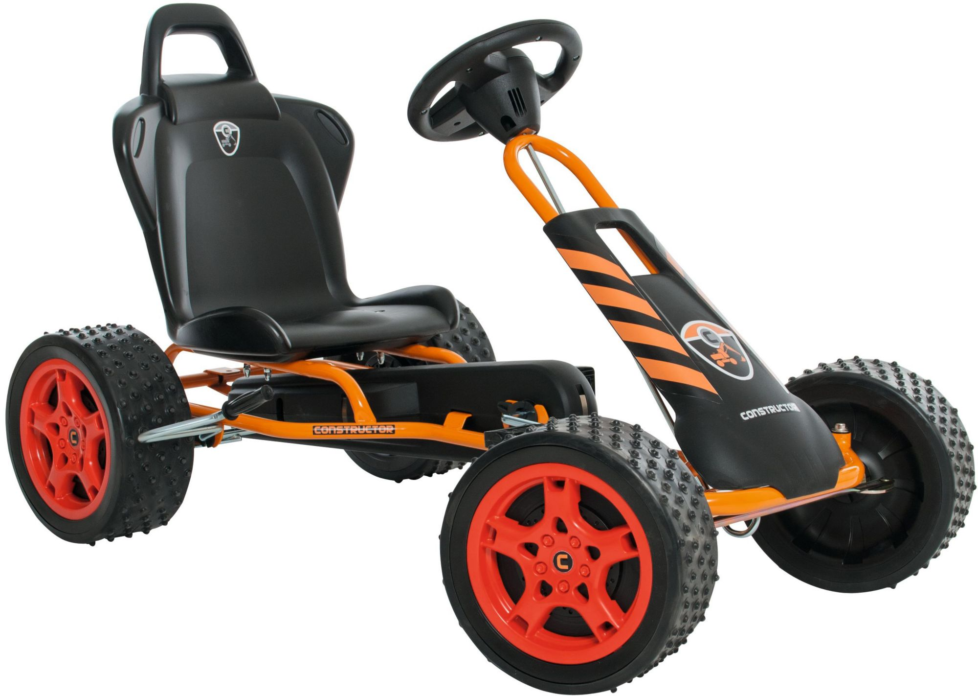 FERBEDO Ferbedo Go-Cart orange, »Cross-Runner Constructor«