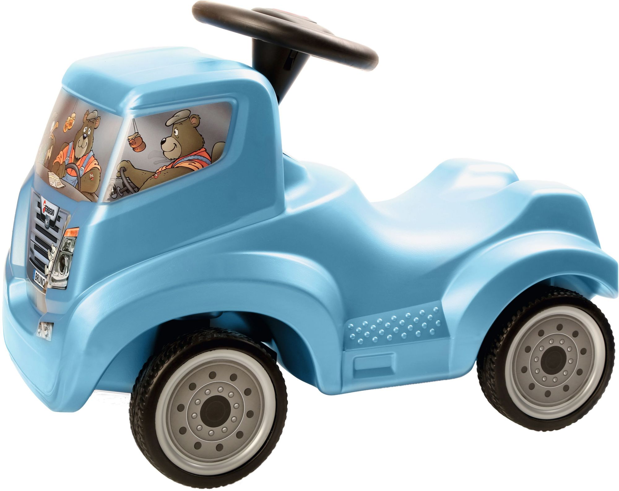 FERBEDO Ferbedo Rutscher Auto eisblau metallic, »Bruno«
