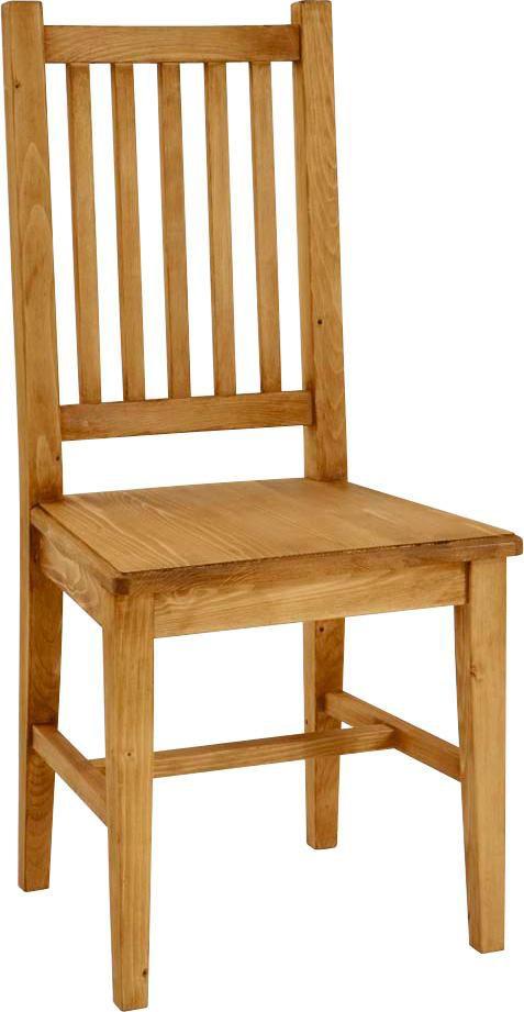 FAVORIT Favorit Stuhl »Cornwall«, Massivholz Fichte