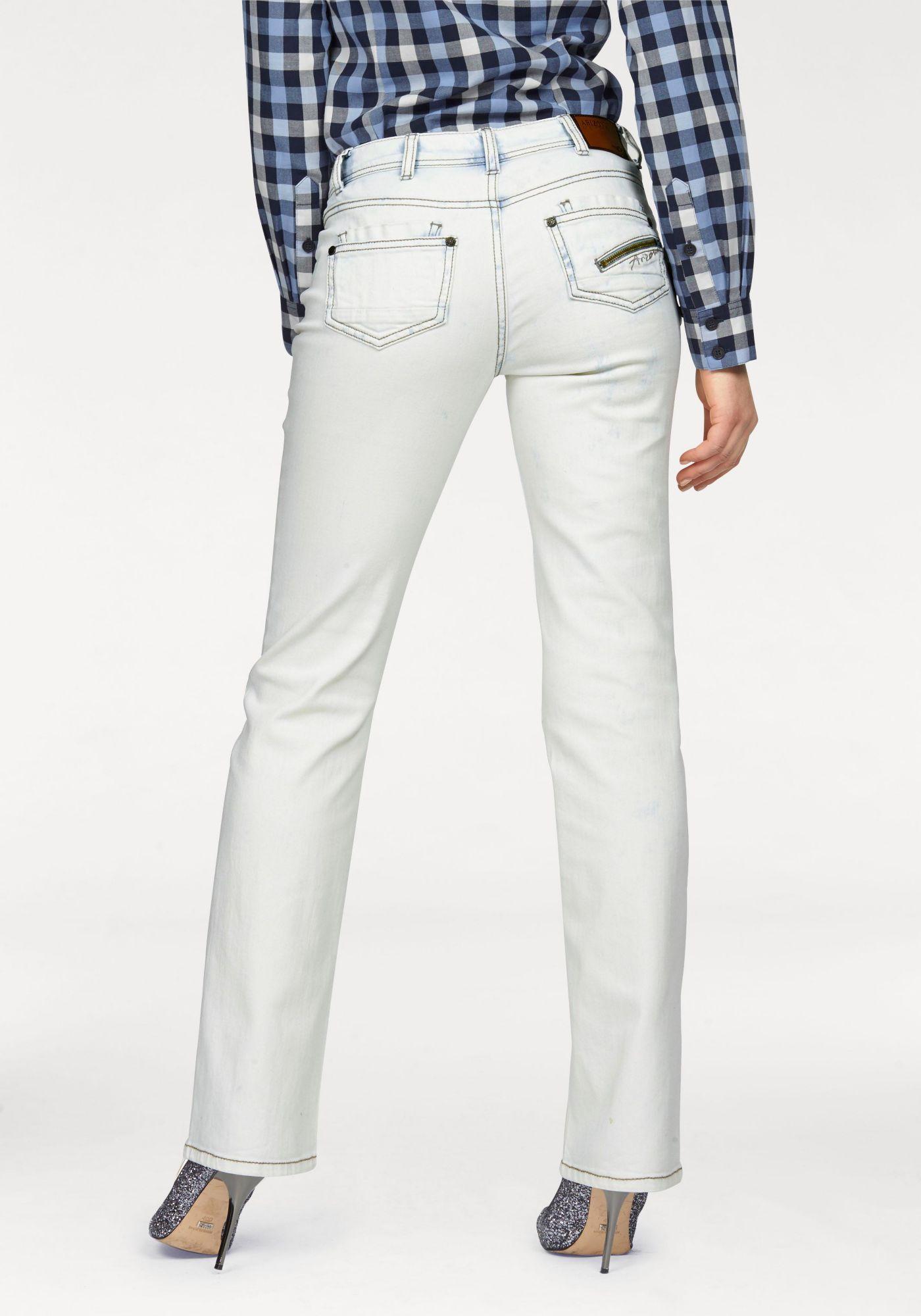 ARIZONA Arizona Gerade Jeans »Shaping«