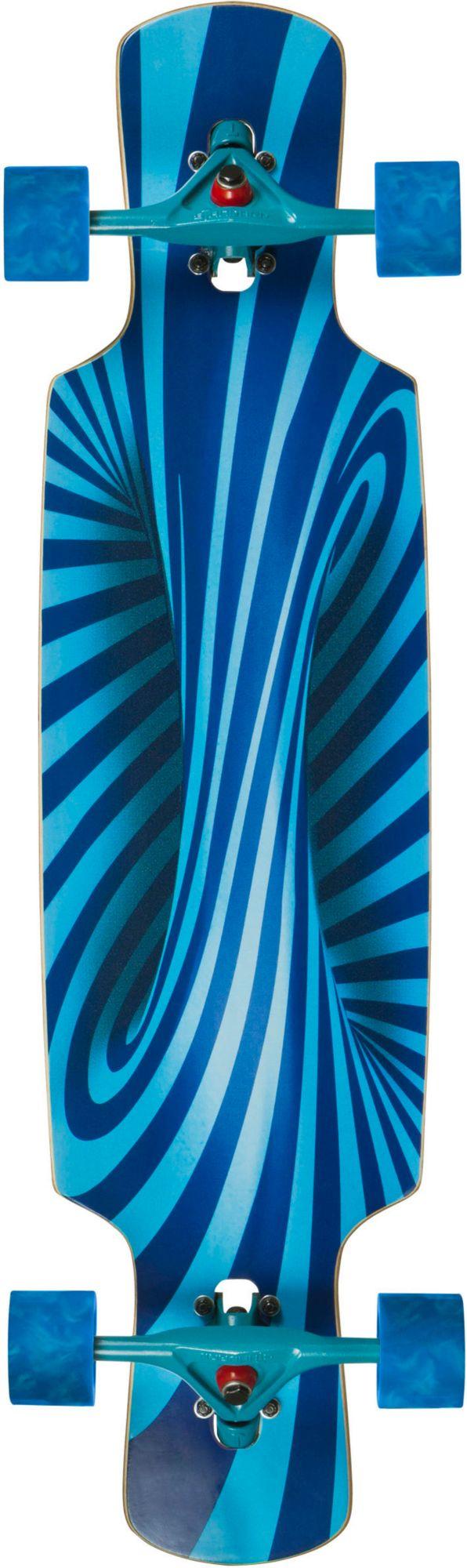 CHOKE Choke Longboard, blau, »Trick Lollipop Elite Dropthrough«