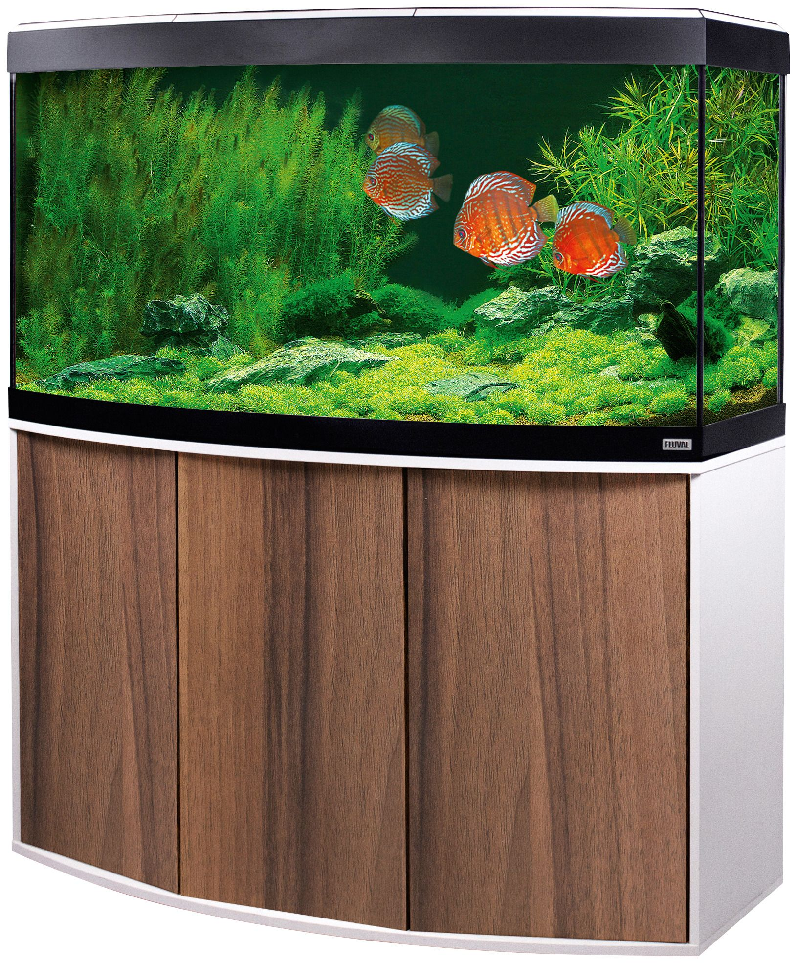 FLUVAL  Aquarien-Set »Vicenza 260«, BxTxH: 121x46x134 cm, 260 l