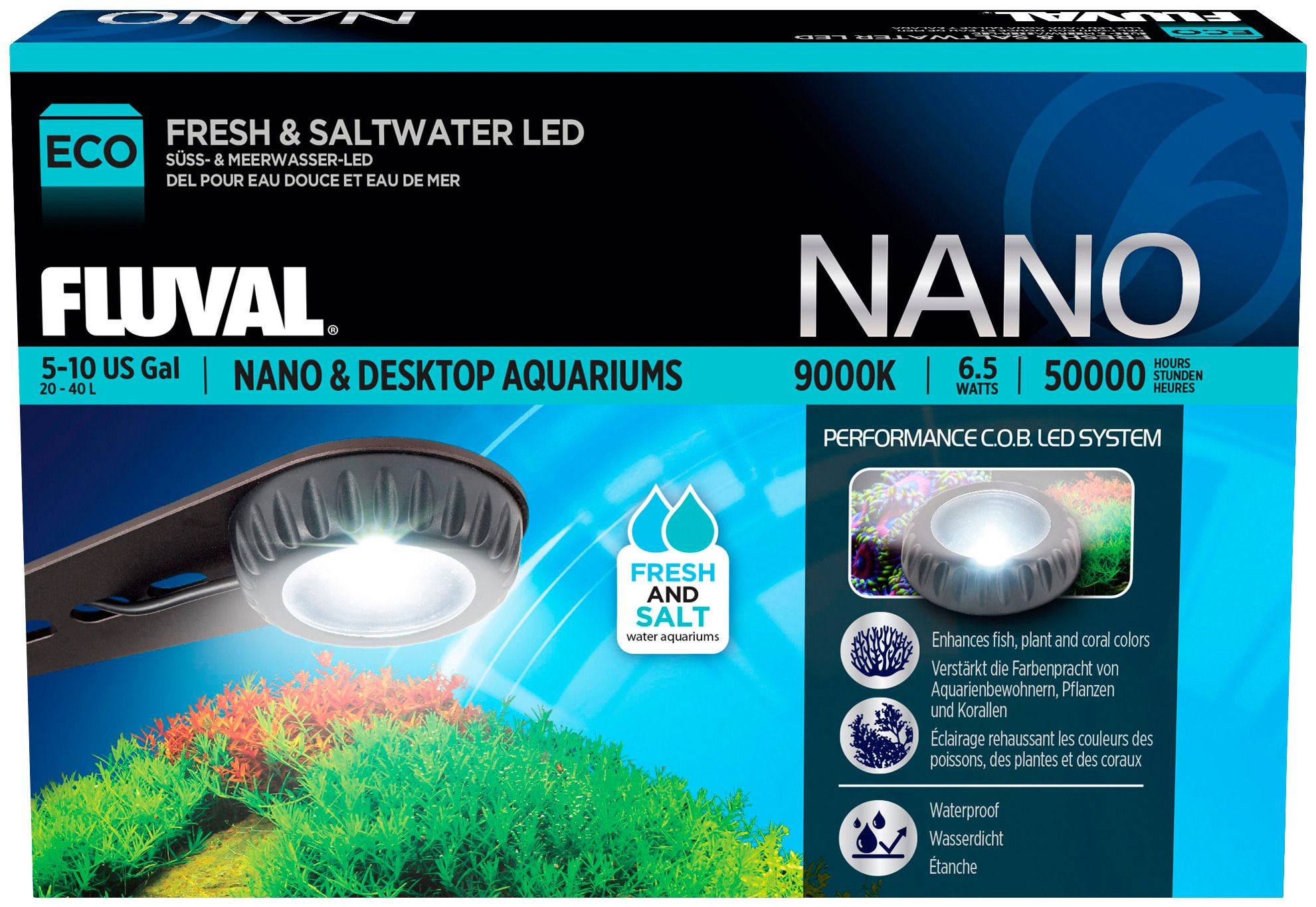 FLUVAL LED-Aquarien-Beleuchtung »Nano LED«