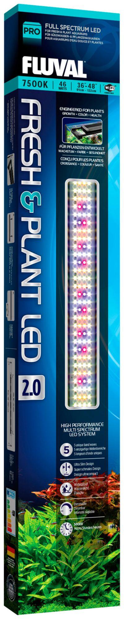 FLUVAL LED-Aquarien-Beleuchtung »Fresh & Plant 2.0 LED«