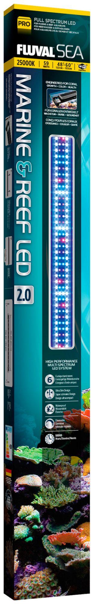 FLUVAL LED-Aquarien-Beleuchtung »Sea Marine & Reef 2.0 LED«