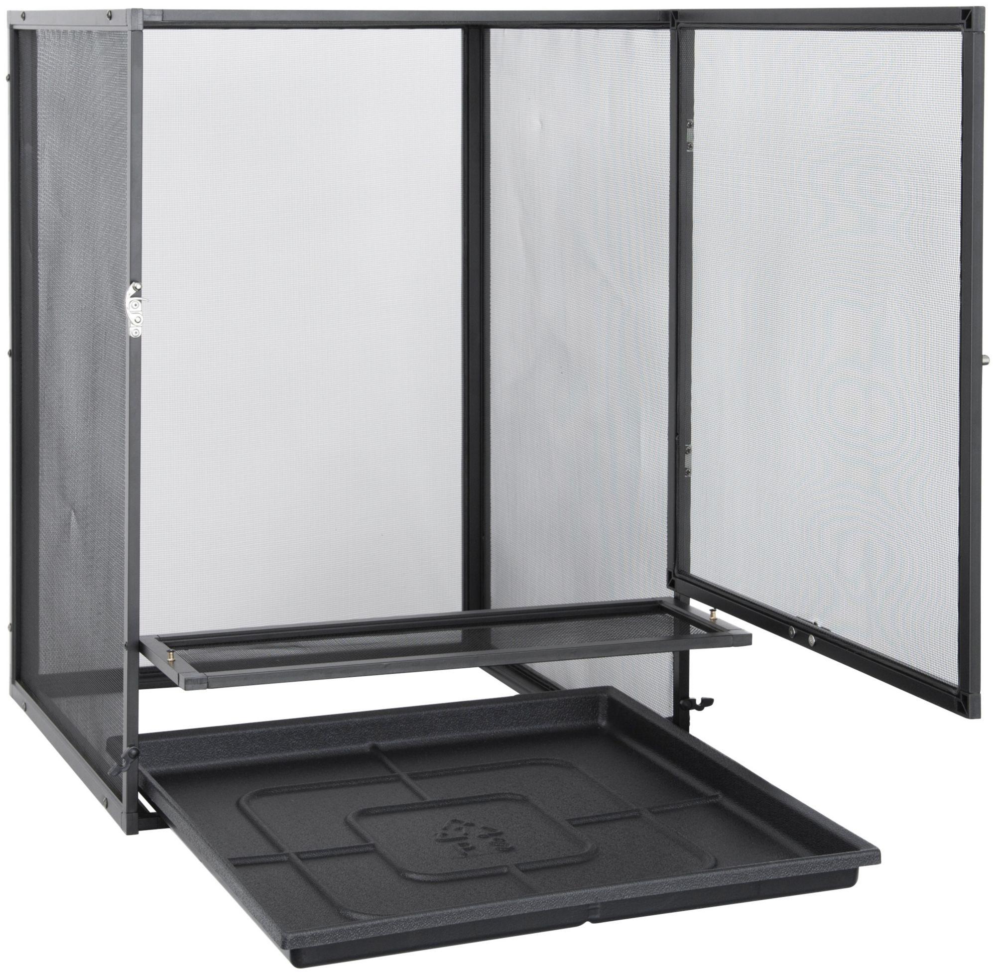 EXO TERRA Terrarium »EX Aluminium Gaze« 45/45/60 cm