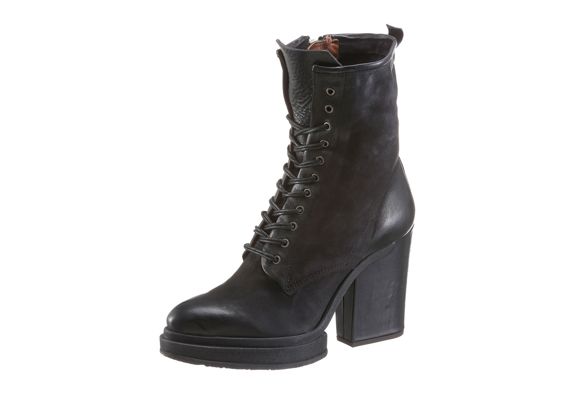 AS98 A.S.98 High-Heel-Stiefelette