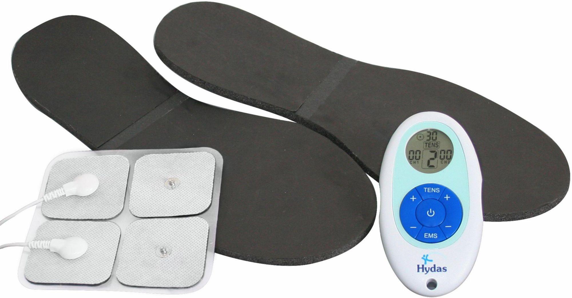 HYDAS® Hydas® Reizstromgerät 4509.1.00, mit Fußsohlen-Pads