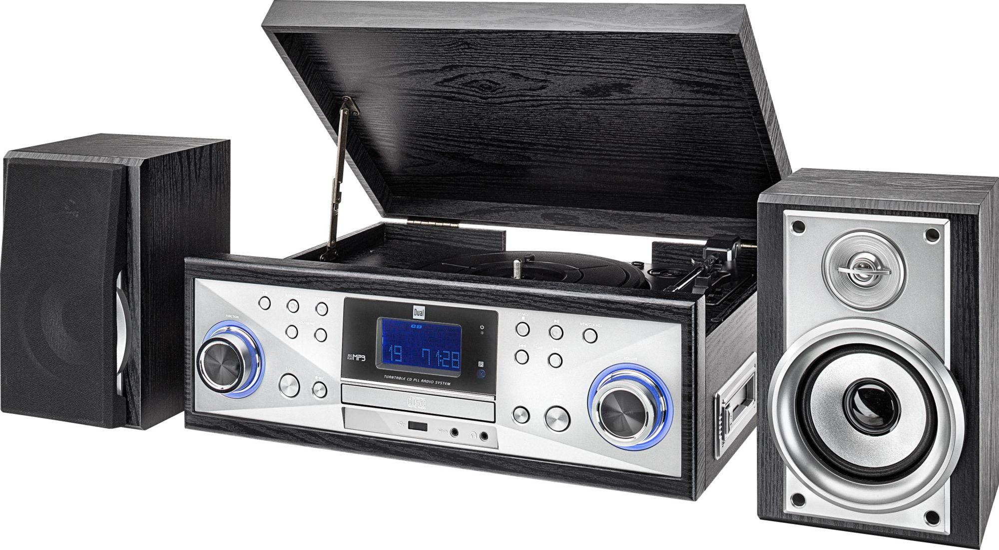 DUAL Dual NR 110 Kompaktanlage, 1x USB