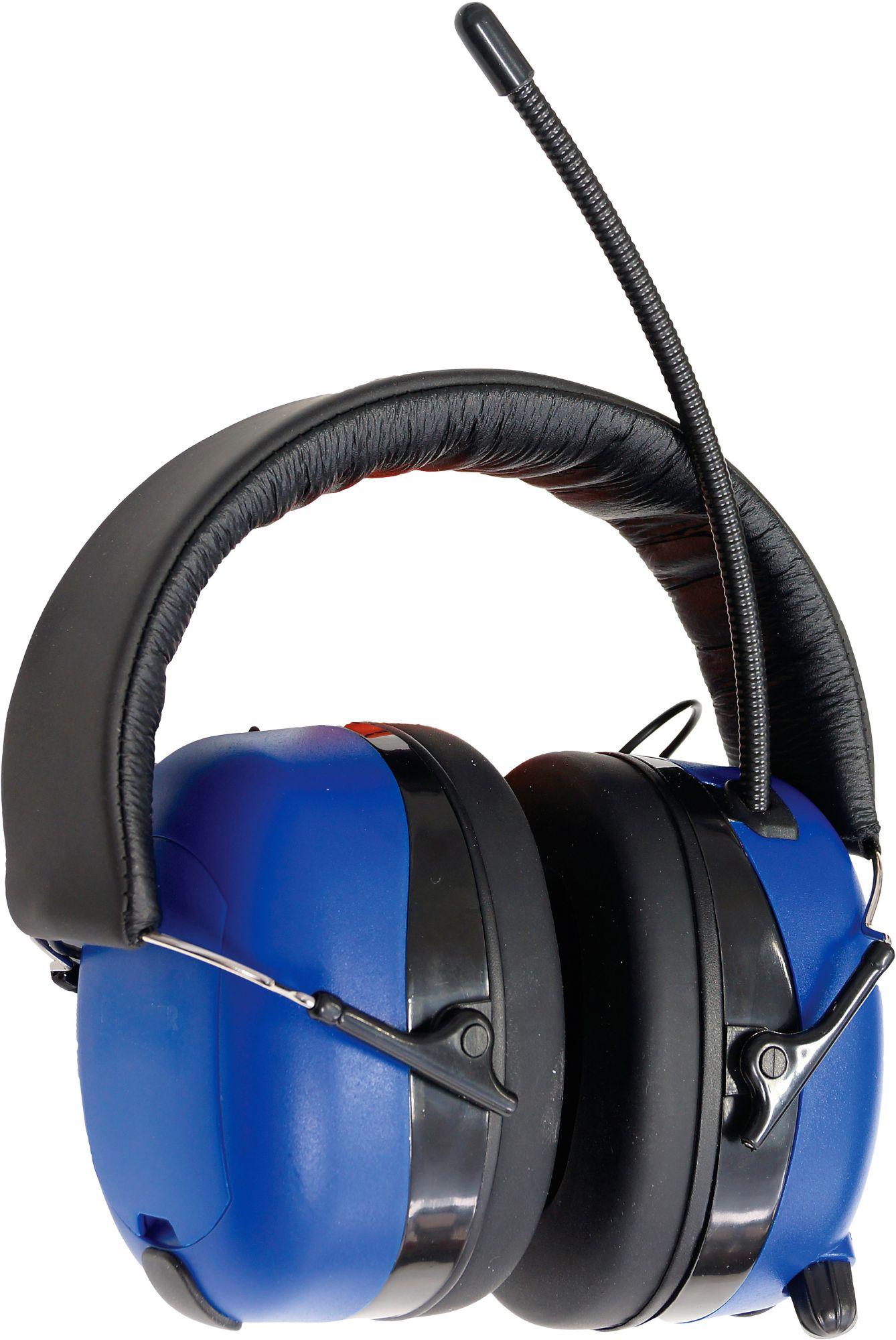 CONNEX Connex Kapselgehörschutz »COXT938703«, mit Radio