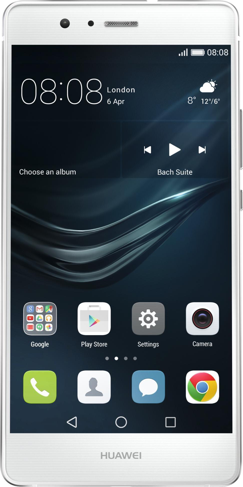 HUAWEI . P9 lite Dual-SIM white Android 6.0 Smartphone