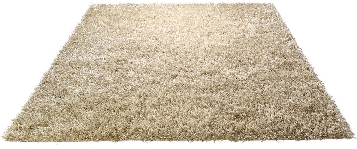 Hochflor-Teppich, Esprit, »Cool Glamour 1«, Höhe ca. 50mm, getuftet